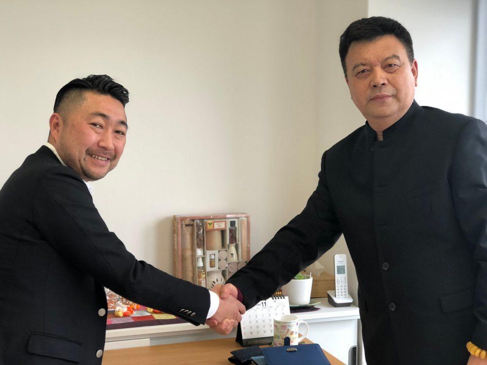 中国・武漢の日本語学校「平成日本語」との提携を開始しました